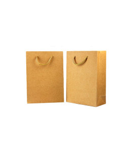 230g Kraft Paper Handle Bags