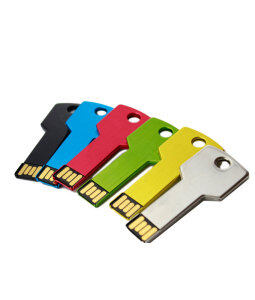 64G Metal USB Drive With Little Bitty Size