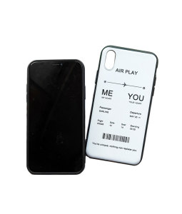 Custom Soft Silica Gel Apple Phone Case For Protection