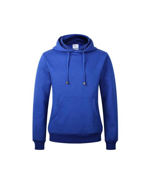 Customizable 100% Cotton Sweatshirts With Matching Drawcords
