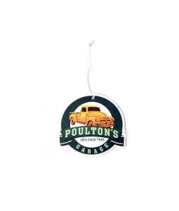 Various Shapes Cotton Paper Air Fresheners