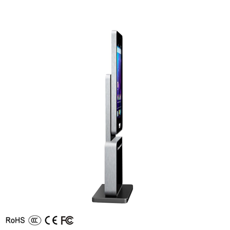 """43"""" Rotatable Touch Screen Android Lcd Digital Signage"""
