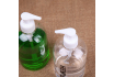 Stock fast delivery clear pump dispenser PET plastic hand sanitizer spray bottle 500ml