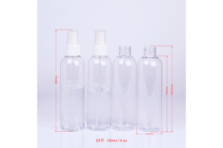 White sprayer / Transparent Bottle 180 100ml Spray Bottle in Stock
