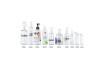 100ml pump dispenser bottle, 100ml mist spray bottle and 100ml flip cap bottle in STOCK