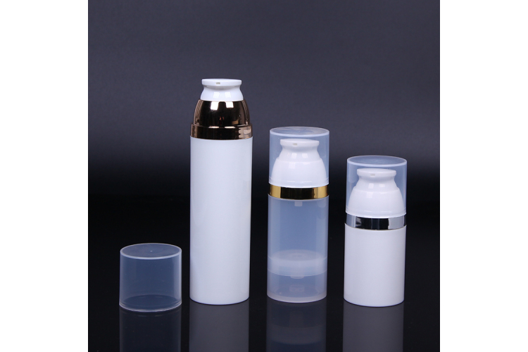 D43mm PP Plastic Airless Bottle for Sale