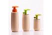 Pump Top HDPE plastic material kids shampoo bottle