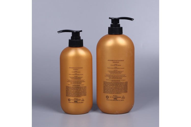 450ml PE Hair Washing Bottle, Cosmetic Bottle