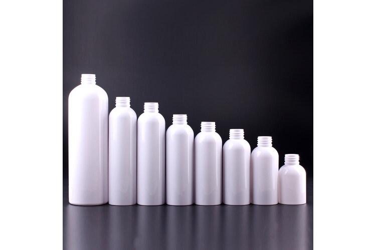 Cosmo shape PET packaging bottle