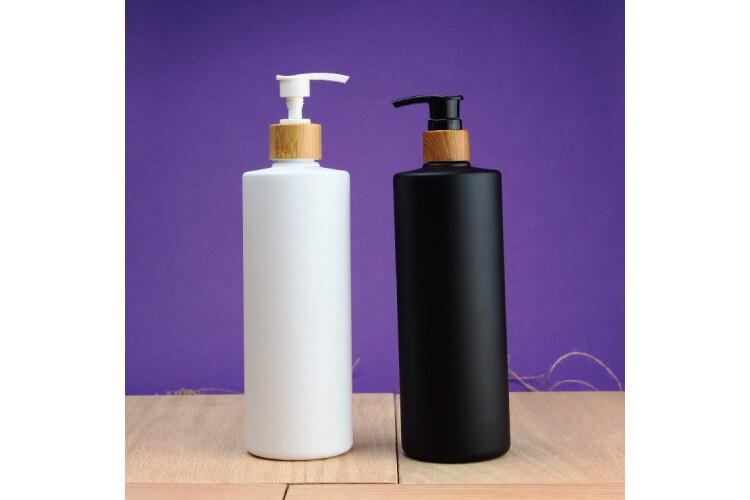 Spraying matte surface PET bottle