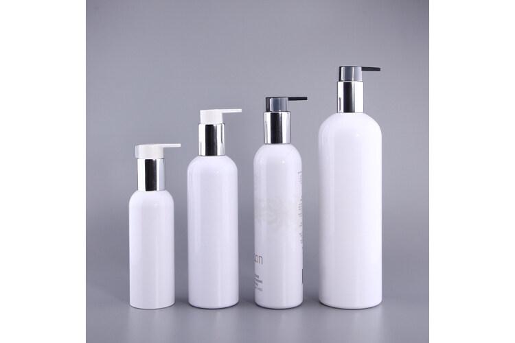 0.45ml dosage lotion pump PET bottle