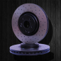 ANLUBAO brake disc MERCEDES-BENZ W204 C204 S204 S212 C216