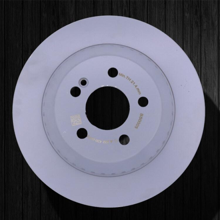 ANLUBAO brake disc MERCEDES-BENZ W222 S320 S400 S500