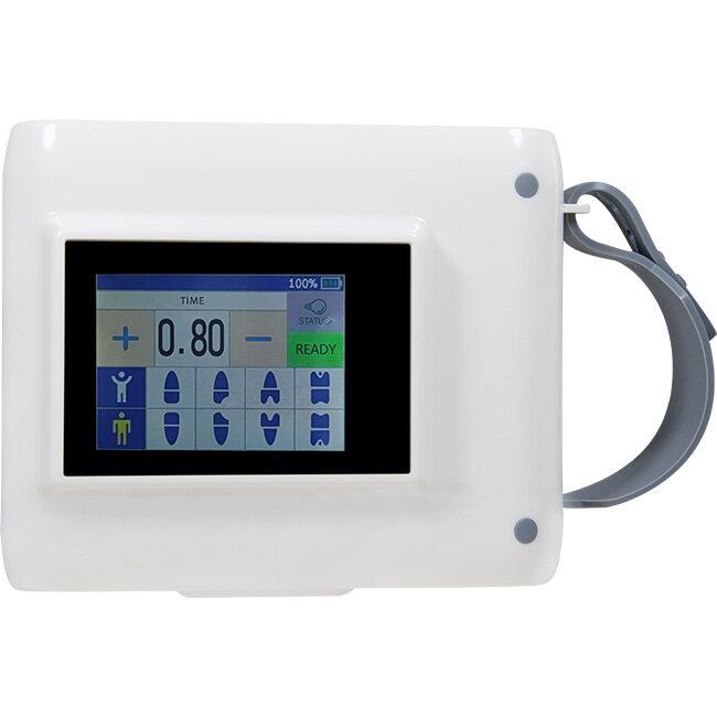 Touch screen portable digital dental X-ray