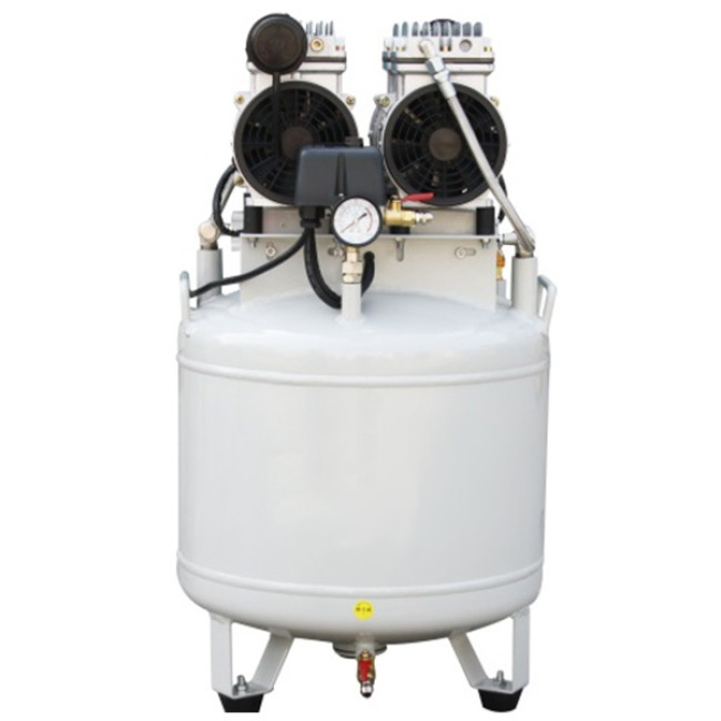 Electric Air Compressor Pump 54dB Dental Equipment