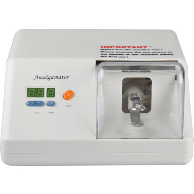 Ergonomic Design LED Display Digital Dental Amalgamator Machine