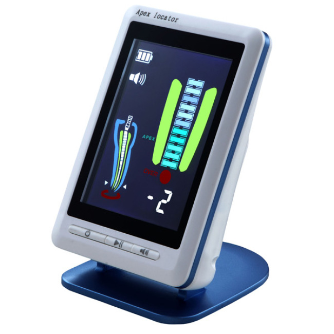Colorful 4.5 Inch LCD Dental Supply Apex Locator Endodontic