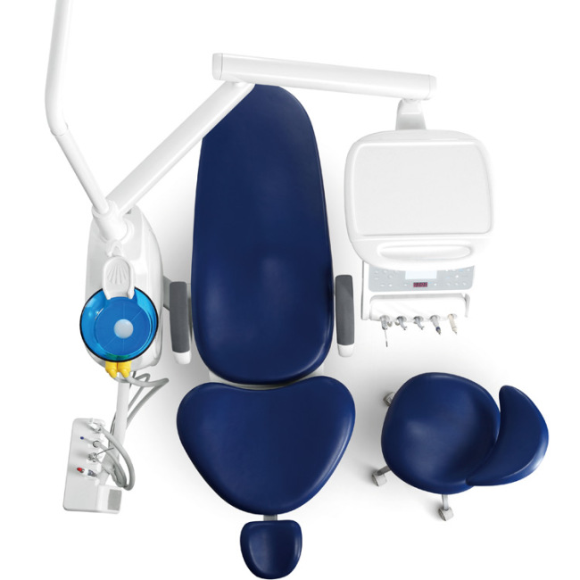 China Dental Chair Manufacturers Newest Style for Clinic