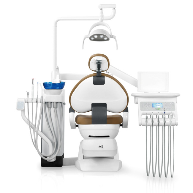2019 Multi Function High Quality CE Approved Dental Unit Chair
