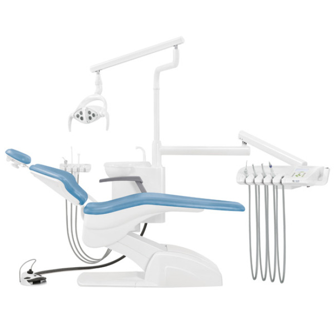 New Cheap Clinic Equipment Integral Operator Foshan Dental Chair