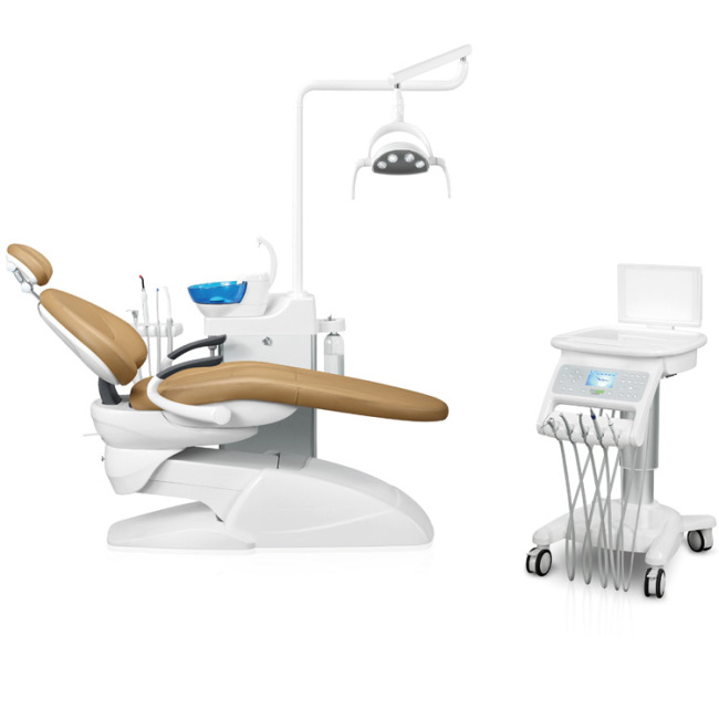 LED Sensor Light Medical Equipment Luxury Dental Chair