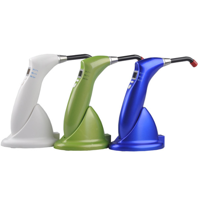 Mini Style Cordless Led Dental Curing Light