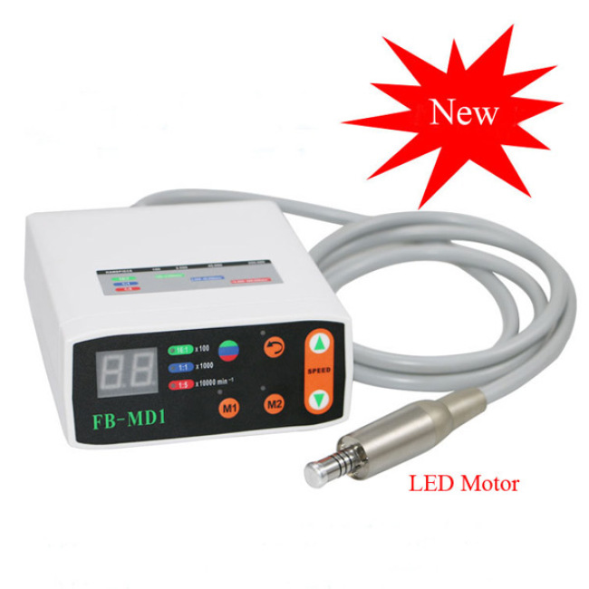 Electric Carbonless Brushless Dental Micro Motor Drill