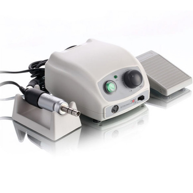 Strong Micro Motor 207 Dental Use Ergonomic Design