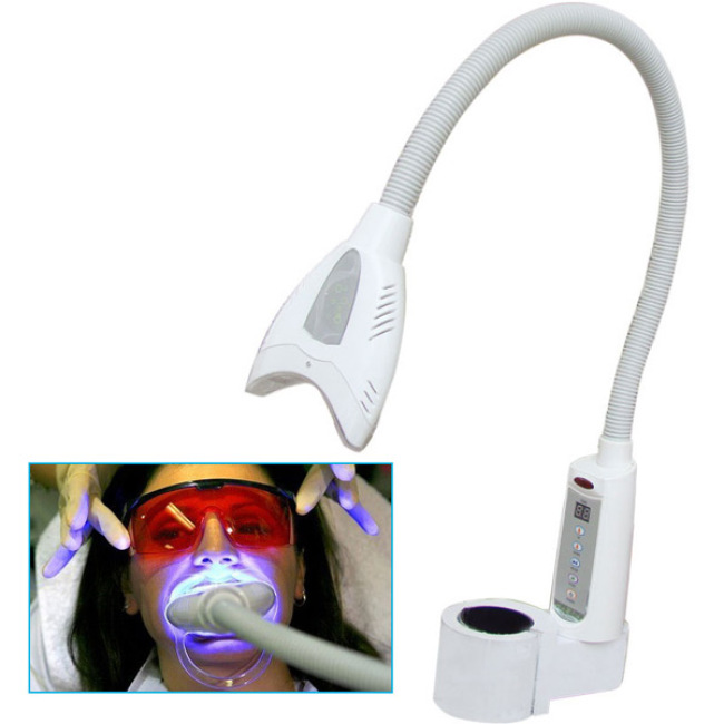 Led Whitening Lamp Multi-arch Design Dental Clinic System