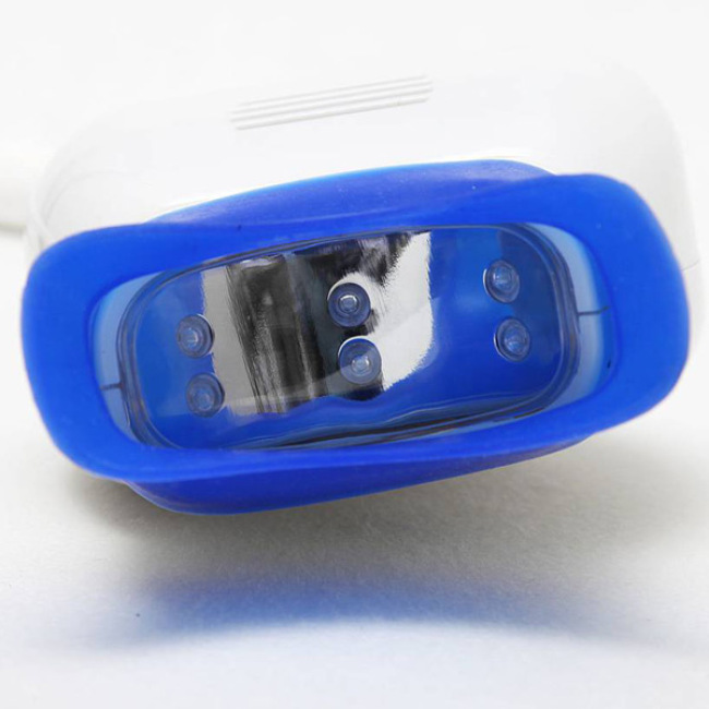 Blue Led Teeth Whitening Light Connect to Dental Chair