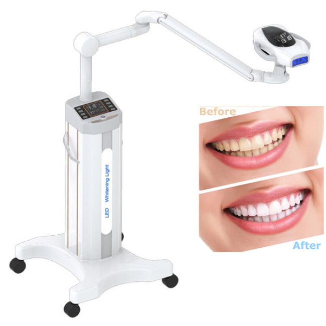 12PCS Blue Lamp Dental Bleaching Led Light Teeth Whitening