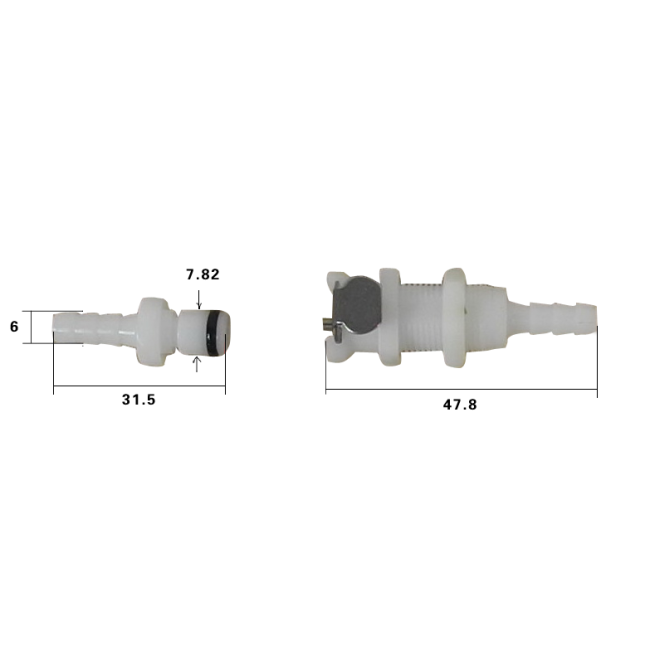 water valve, no. 5