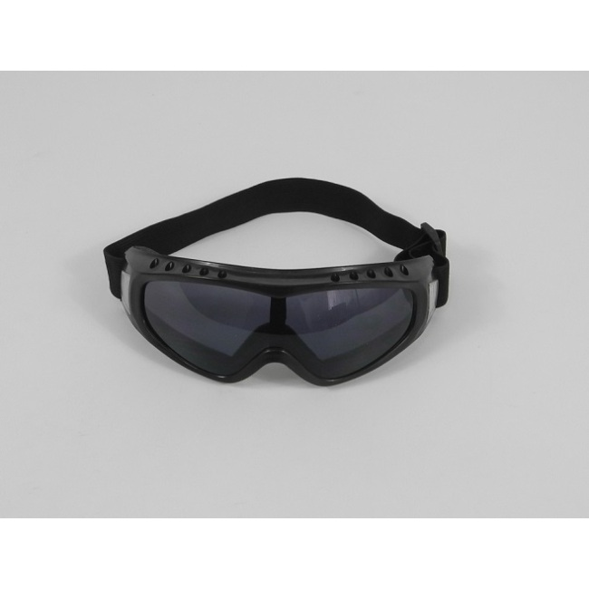 operator's goggles, light black