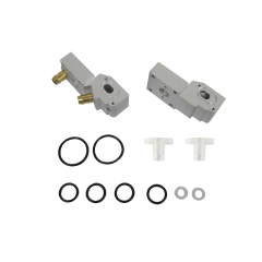 aluminium terminals, same for model  L X K M