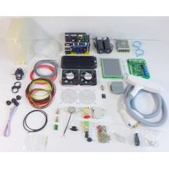 Q switch Nd Yag laser KIT