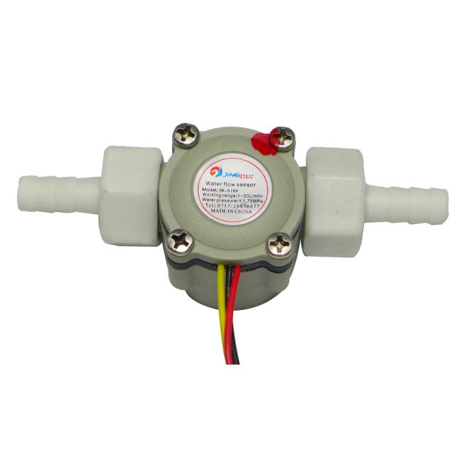 water flow sensor, JR-A168, 3 wires