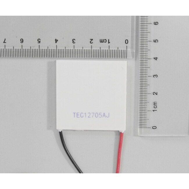 Peltier module, TEC-12705AJ 40mm*40mm*3.8mm