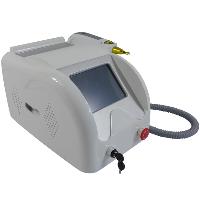 Q switch Nd Yag laser
