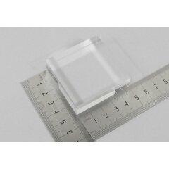 light guide, Quartz, rectangular, 50mm*15mm*50mm, without coating