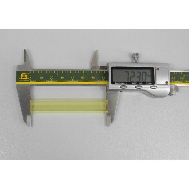 water flow tube, 72mmx13mmx11mm