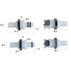 water valve, no. 2 or 3