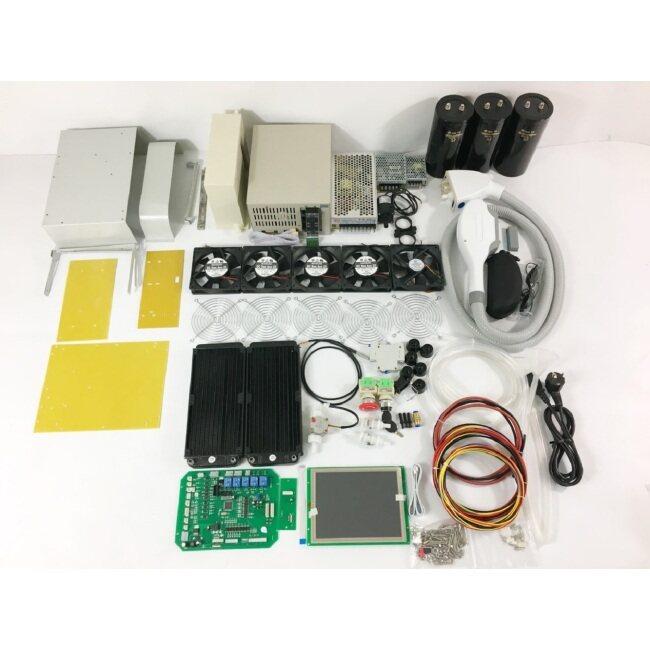 SHR 640 kit
