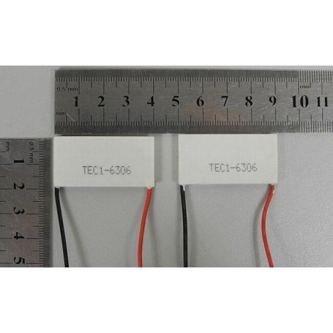 Peltier module, TEC1-6306 40mm*20mm*3mm