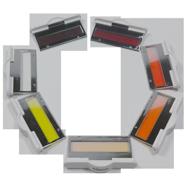 IPL filters 72mm 30mm model M & U