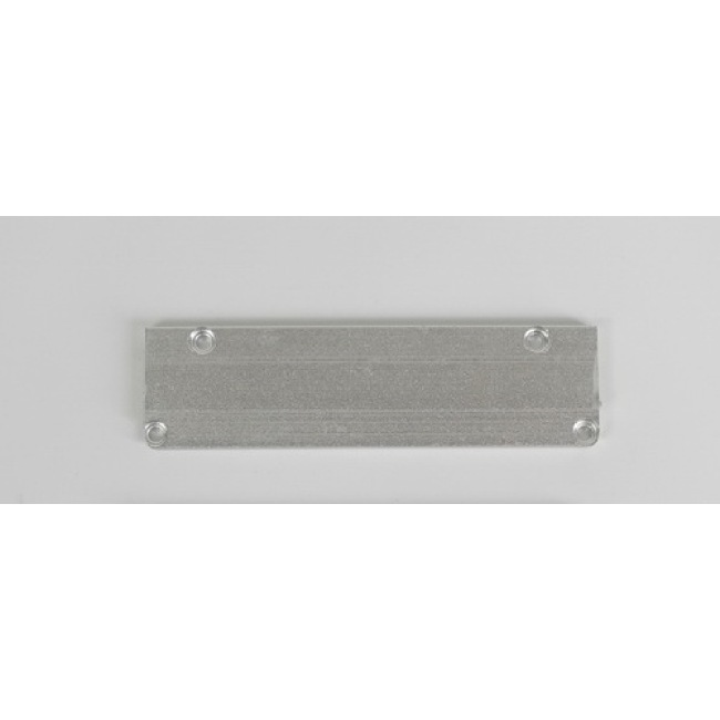metal plate for cavity