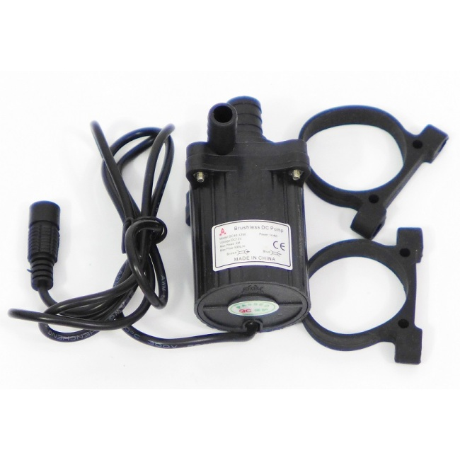 brushless DC pump, DC40-1250, 12V