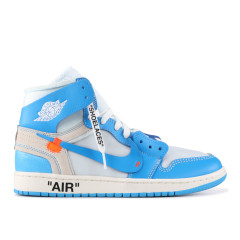 "jordan 1 retro high off-white ""off white unc"""