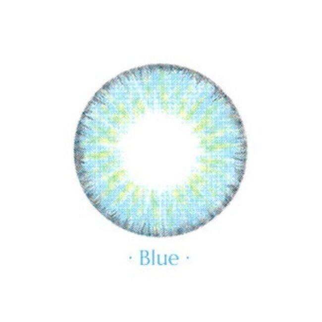 new arrival DorisCon Magic Crystal blue color contact lens contact lenses hot selling cosmetic soft lens