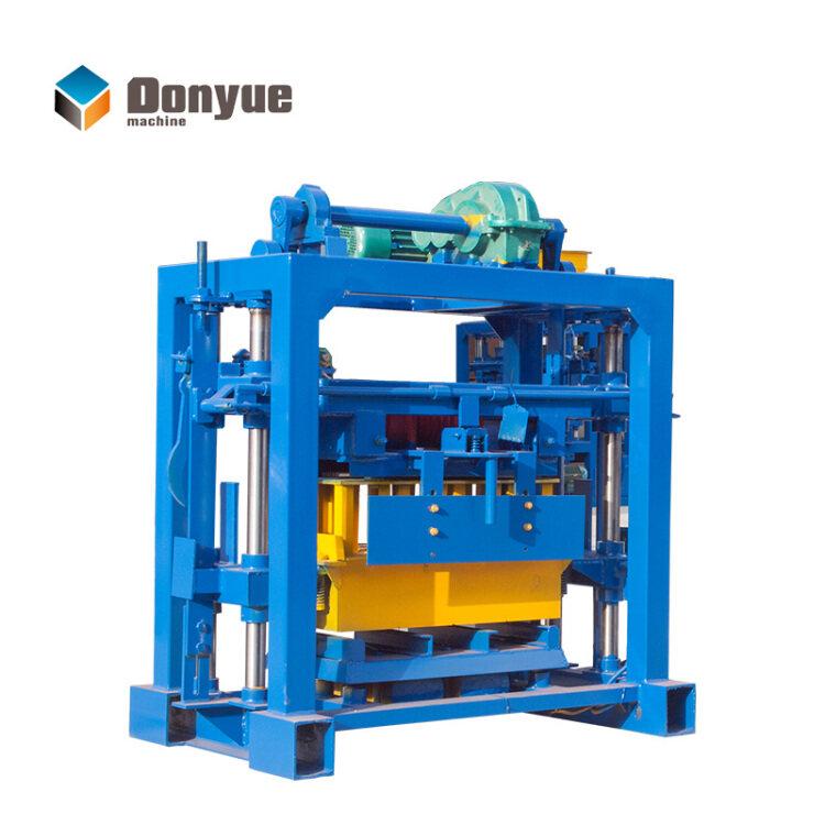 QT40-2 Manual brick machine