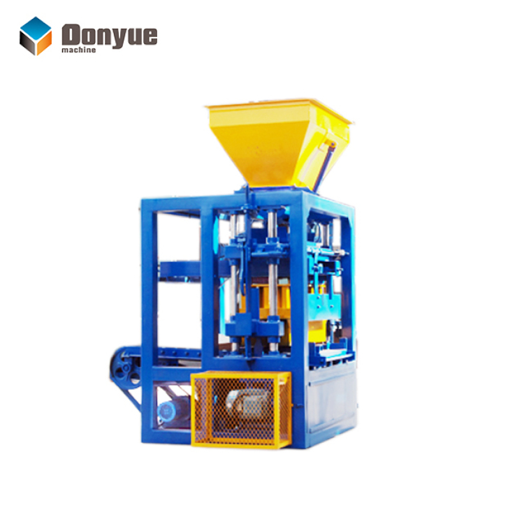 QT4-26 Manual brick making machine